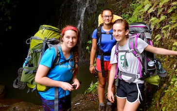 Outdoor Adventure Trips for Girls Ages 14-16 | Alpengirl Camp