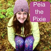 Alpengirl summer camp staff - Alpenguide Peia the Pixie