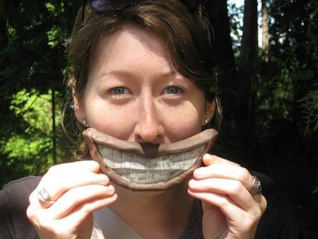 Laura an Alpengirl Outdoor Wilderness Camp Guide