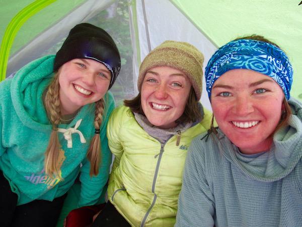 Teamwork at Outdoor Summer Camp