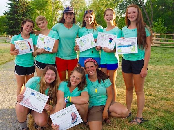 Camp Is a Group Experience