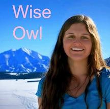 Meet Wise Owl - Summer Camp Leader at Alpengirl