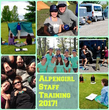 Staff training 2017