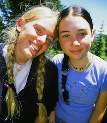 Alpengirl best summer girls camp friends