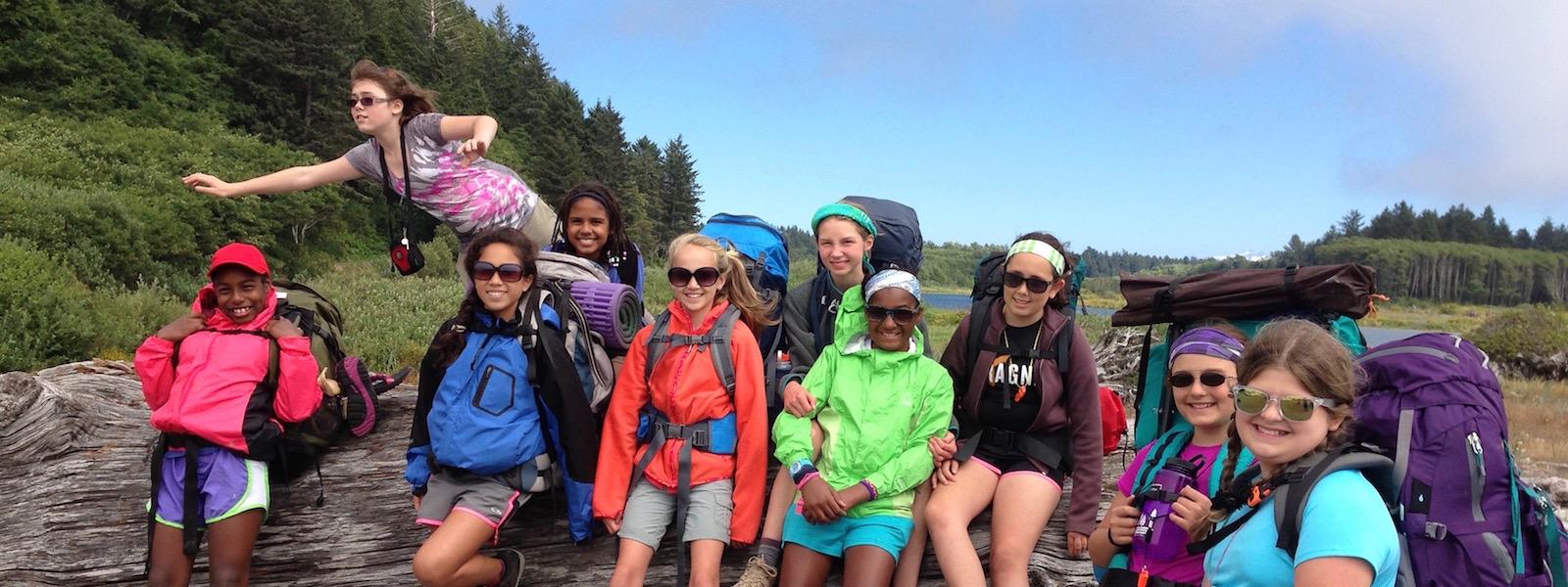 Girls Adventure Camp Summer Schedule