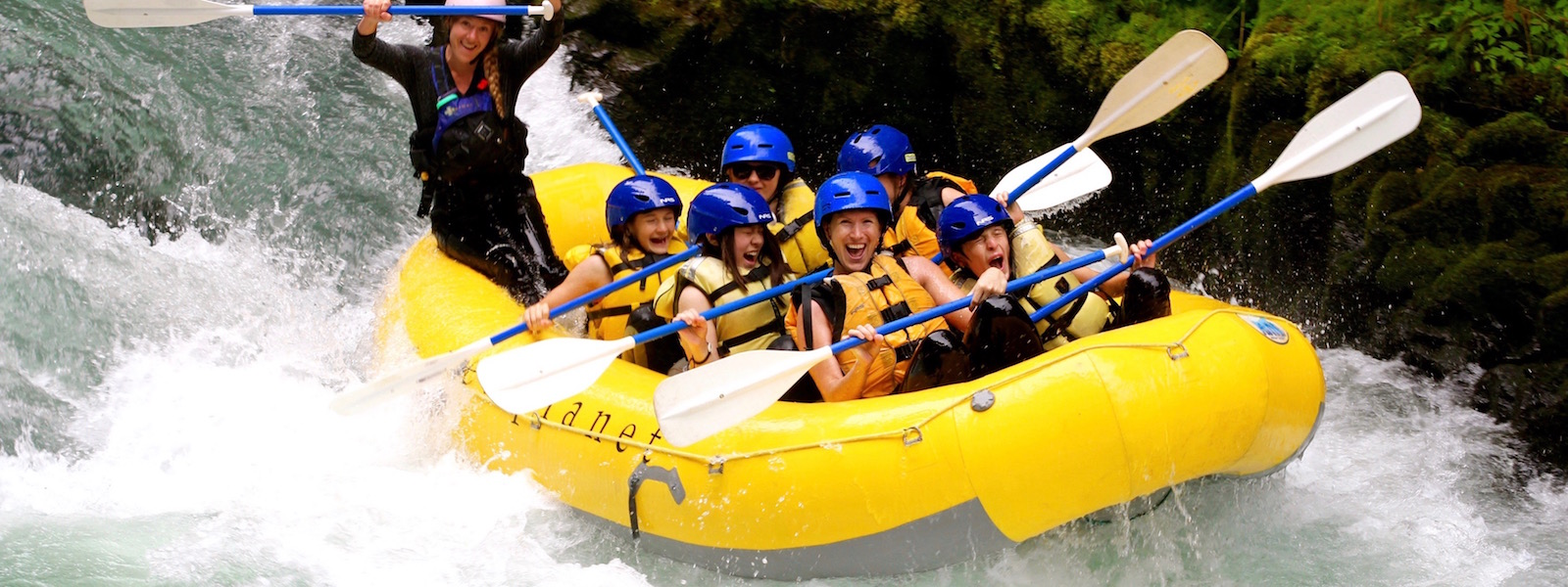 Outdoor Adventure Sports Summer Camp