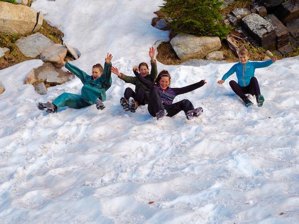 Alpengirl summer camp games and contests