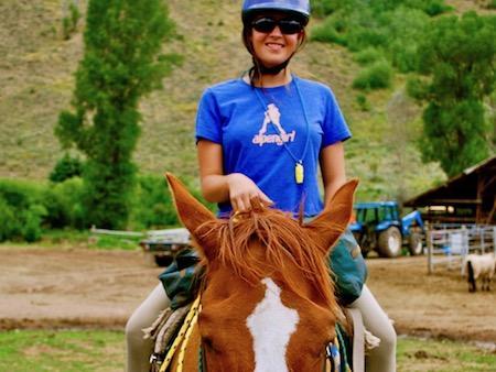 Teen Horse Camp
