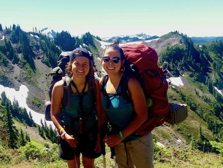 Summer Camp Backpacking Guides