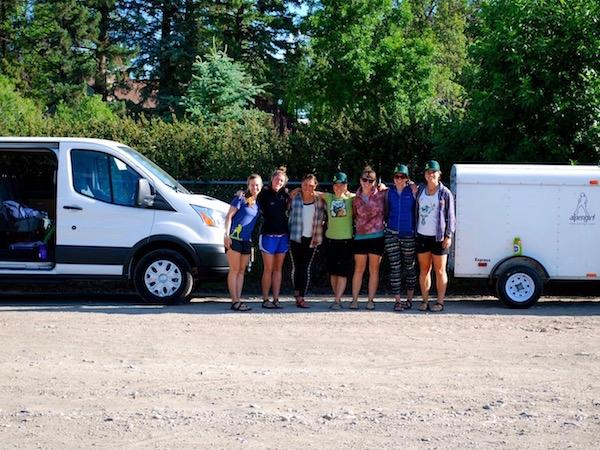 Transportation and Driving at Summer Camp