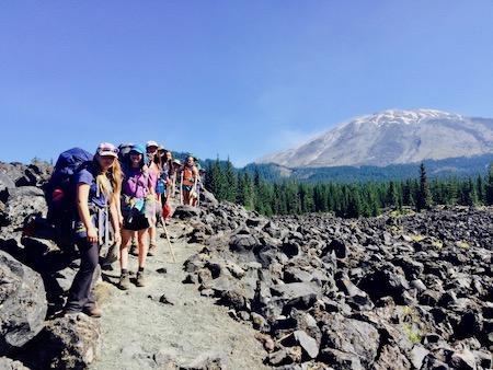 Washington Summer Camp Trip