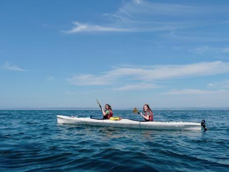 Kayak San Juans