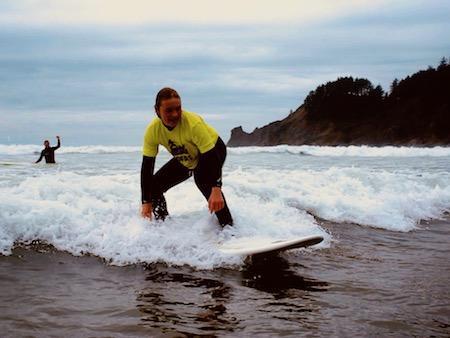 Surf Waves Summer Teen Camp