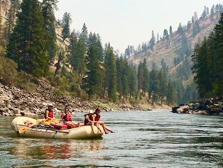 Rafting SW Montana