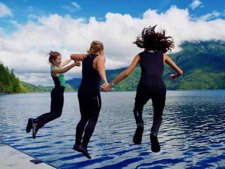 Girls Swim Fun Camp