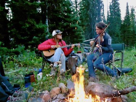 Teenage Girls Western Adventure