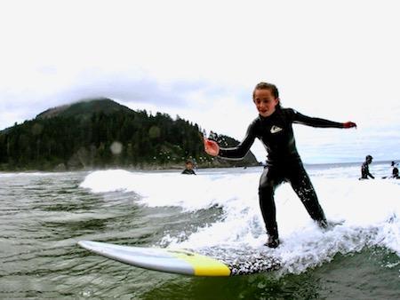 Teen Surf Camp Adventure