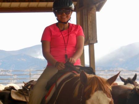Horseback Riding Trip