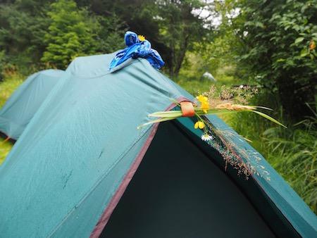 Girls Tent Camp Summer Adventure