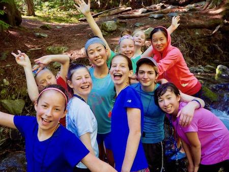 Lasting Friendship at Girls Summer Camp