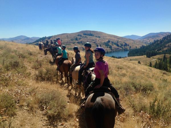 Montana Horseback Adventure