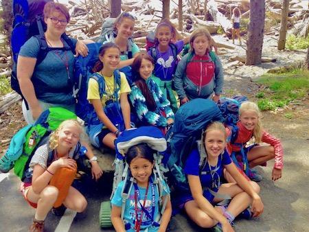 Olympic Coast Summer Camp