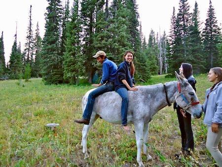 Summer Horseback Fun