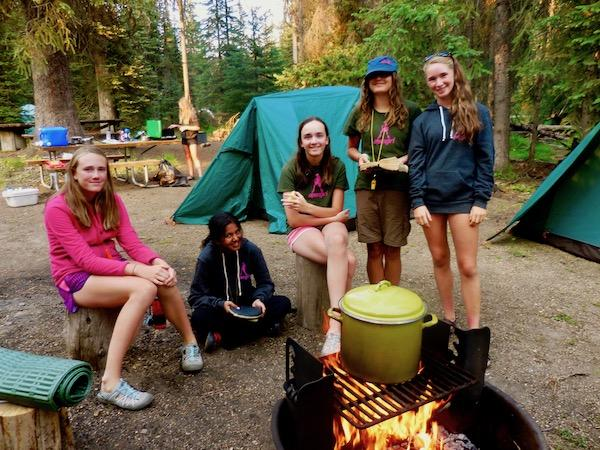 Montana adventure camp
