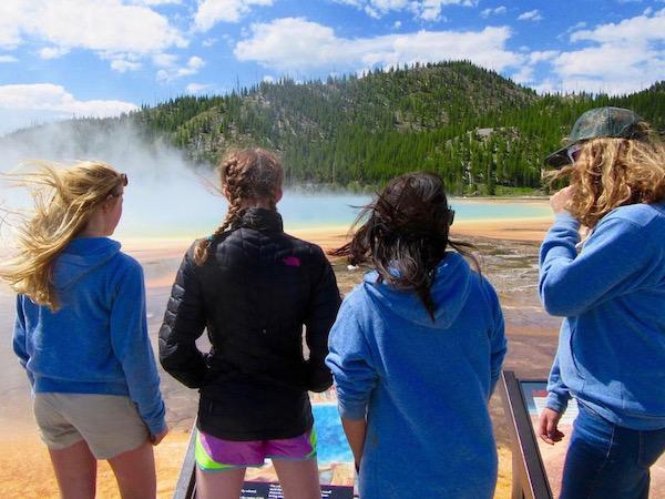 Yellowstone Park Girls Camp