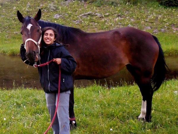 for girls who love horses