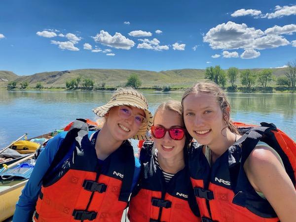 Friendships Made Missouri River