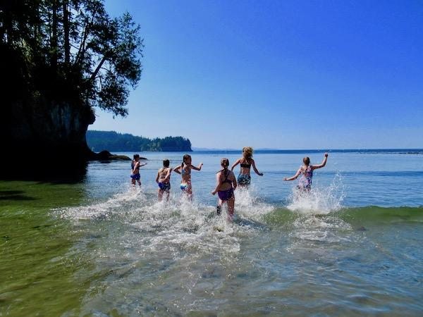 Washington Coast Summer Camp