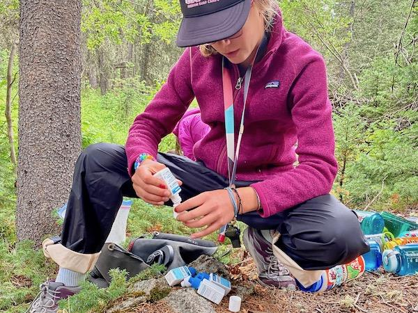 Water Purification Backcountry