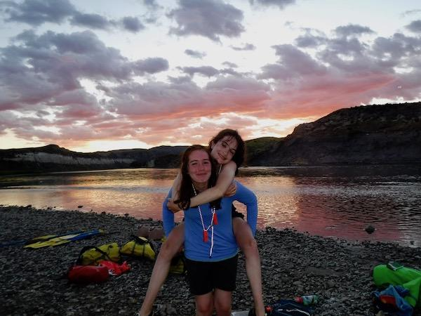 Friendships on Missouri River