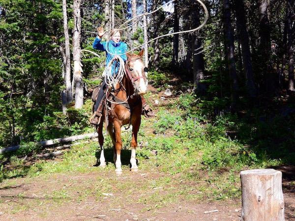 Learn Horse Skills and Roping