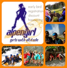Alpengirl Early Registration Discount
