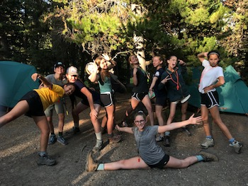 Alpengirl Girls Adventure Camp