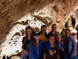 Montana Cavern Girls Camp