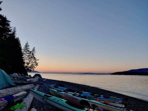 San Juan Islands WA Girls Camp
